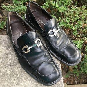 Salvatore Ferragamo Lampo Shoes - Sz 11 D